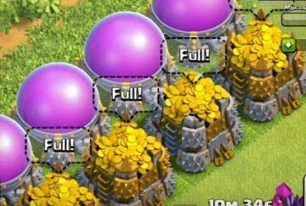 Clash of Clans Banking Elixir