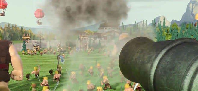 Clash of Clans: Clan Wars Preparation Day