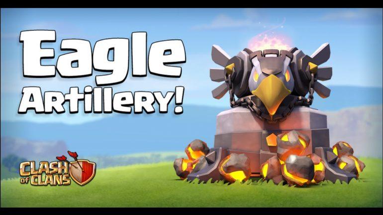 Clash Of Clans Eagle Artillery Banner