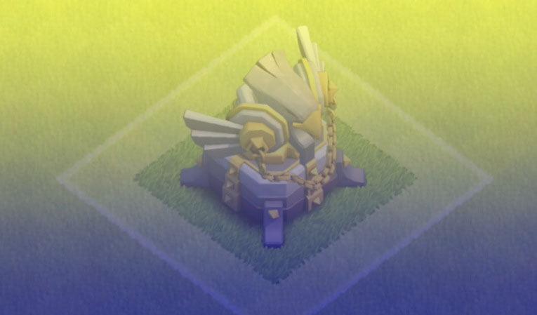 Clash of Clans Eagle Artillery