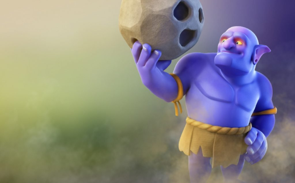 Clash of Clans Bowler Banner
