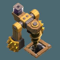 Clash of Clans Dark Elixir Drill