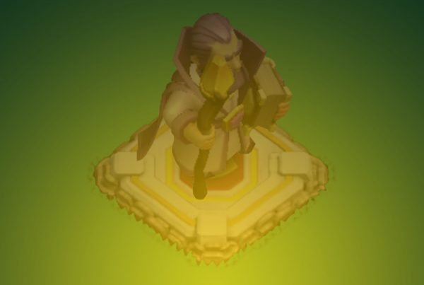 Clash of Clans Grand Warden Altar