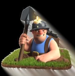 Clash of Clans Miner