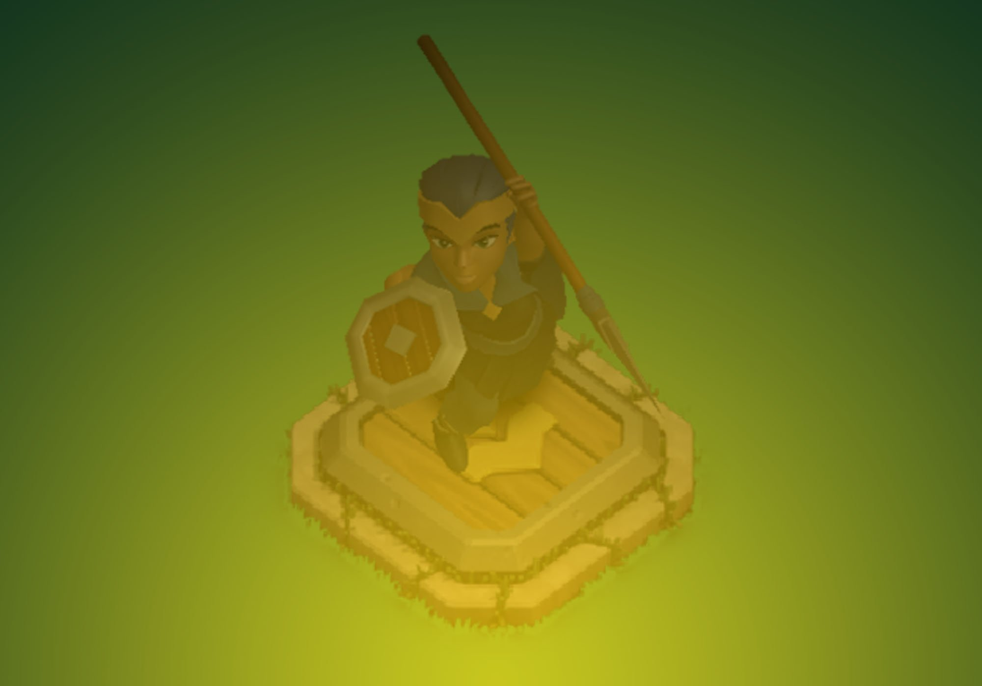 Clash of Clans Royal Champion Altar
