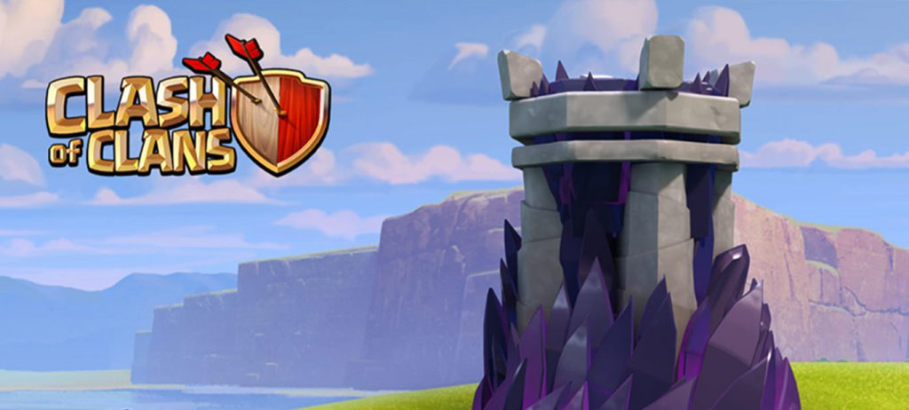 Clash of Clans Wizard Tower