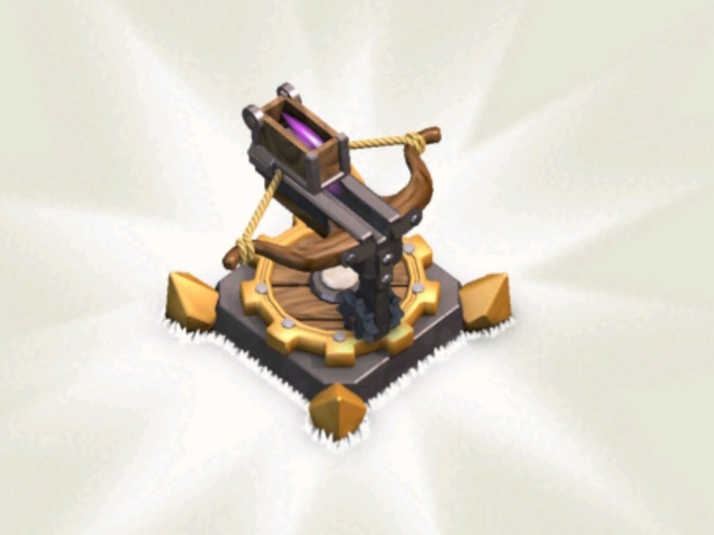 Clash of Clans X-Bow Header