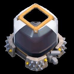 Clash of Clans Level 6 Dark Elixir Storage