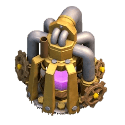 Clash of Clans Level 11 Elixir Collector