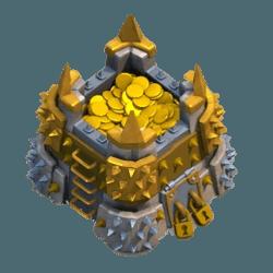 Clash of Clans Gold Storage Level 11