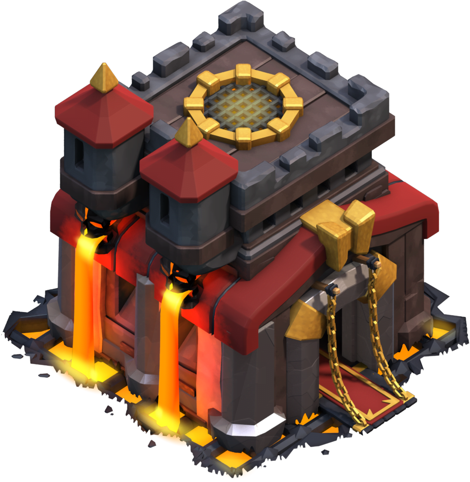 Town Hall Level 10