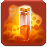 Clash of Clans Poison Spell Icon