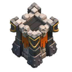 Clash of Clans Archer Tower Level 11
