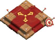 Clash of Clans Archer Queen Altar