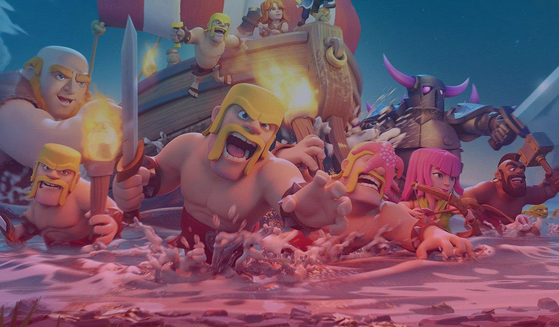 Clash of Clans Attack Strategies: TH: 7+ – Dragon Rush