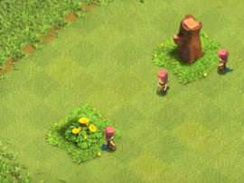 Clash of Clans Obstacles