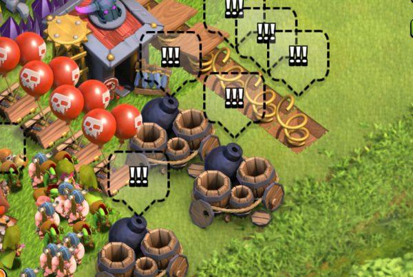 Clash of Clans Traps