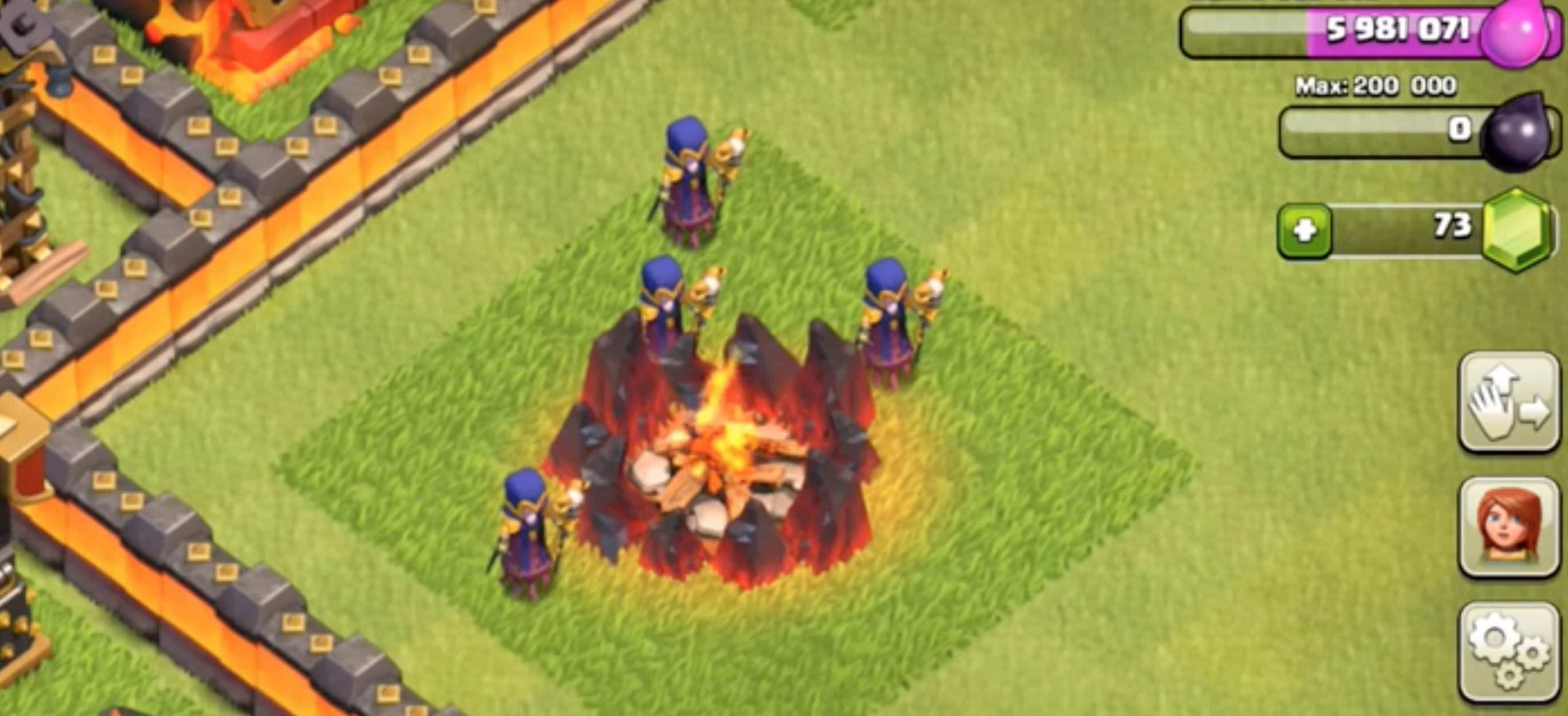Clash of Clans Level 3 Witch Reveal