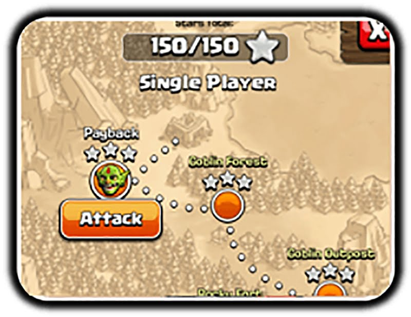 Clash of Clans Single Player
