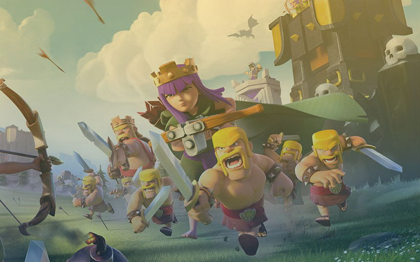 Clash of Clans Level 28 Arrow Head