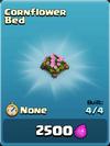 Cornflower Bed